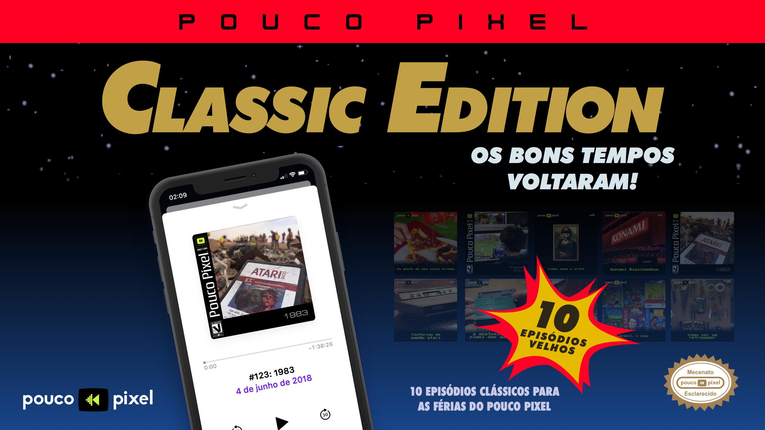 Pouco Pixel Classic Edition 5 – 1983